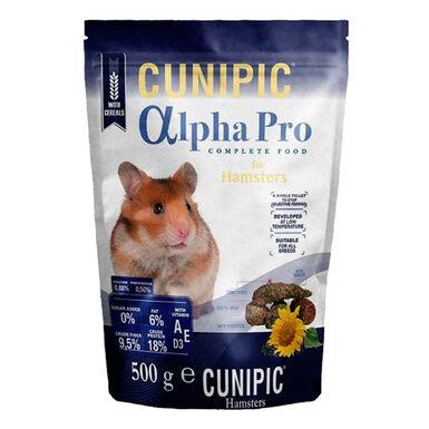 Cunipic Alpha Pro pienso para hámsteres
