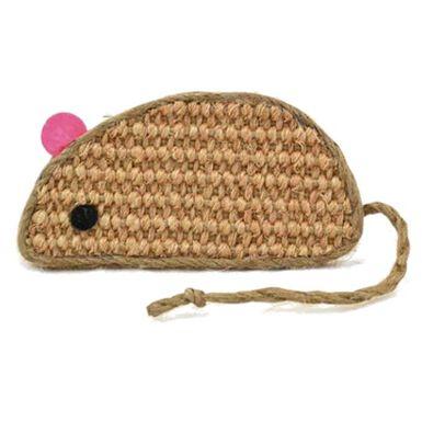 Nayeco ratón para gatos de sisal