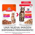 Pack 12 sobres Hill's Science Plan Feline Adult ternera 85 gr, , large image number null