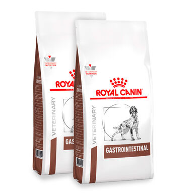 Royal Canin Veterinary Diet Gastro Intestinal - 2x14 kg Pack Ahorro