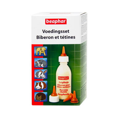 Kit Biberón Beaphar para animales
