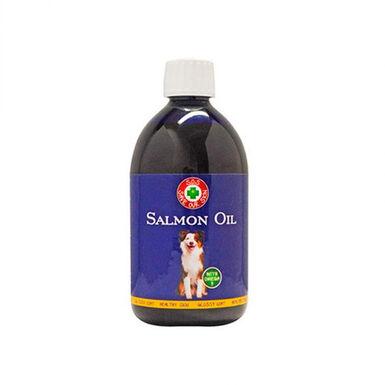 Aceite de salmón Fish4Dogs para perros y gatos