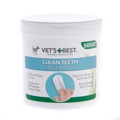 Vet's Best Clean Teeth limpiador dental perros