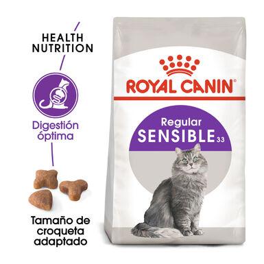 Royal Canin pienso Regular Sensible 33 para gatos