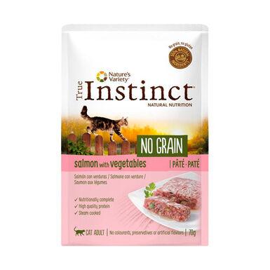 True Instinct No Grain Feline Pouch 70 gr