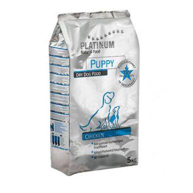 Platinum Puppy Pollo Pienso Natural Jugoso perros