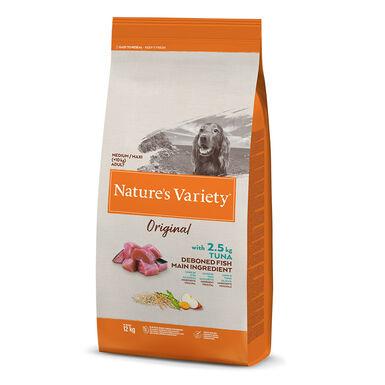 Nature's Variety Original Medium Adult atún