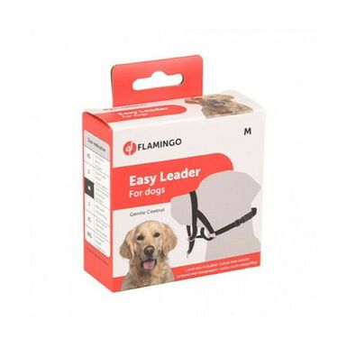 Flamingo Easy Leader collar antitirones perros