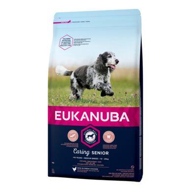 Eukanuba Senior pienso para perros medianos