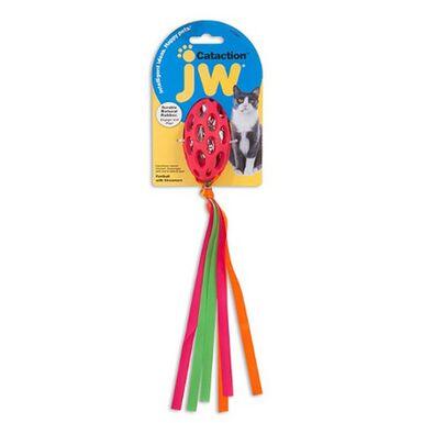 JW Cat pelota con cintas colgantes para gatos