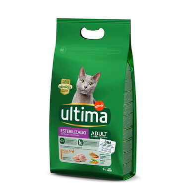 Affinity Ultima Feline Adult Sterilized pollo y cebada