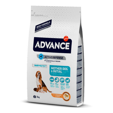 Affinity Advance Mother Dog And Puppy Initial pollo y arroz