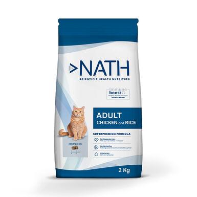 Pienso para gatos Nath Cat Adult