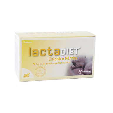 Lactadiet Omega 3 leche maternizada para perros