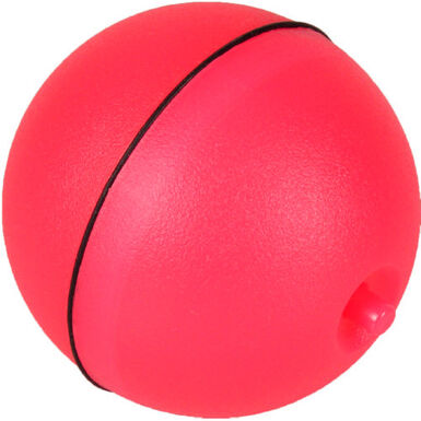 Flamingo Led Magic Ball rosa pelota para gatos