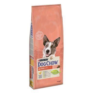 Dog Chow Active pienso perros actividad intensa