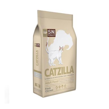 Catzilla Grain Free Fresh Pollo