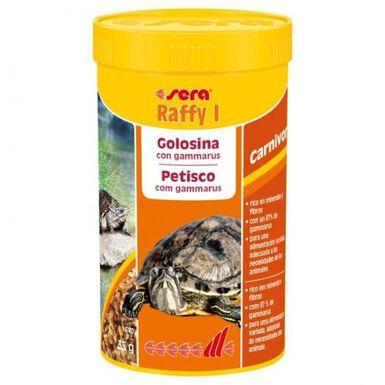 Sera Raffy I alimento para reptiles