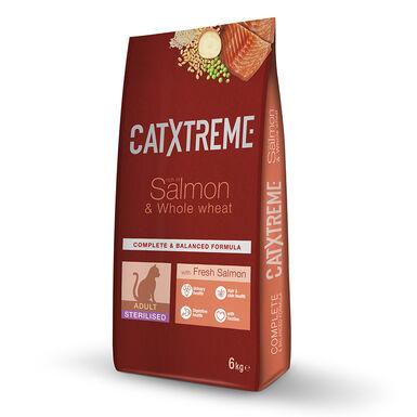 Catxtreme Comida para gatos Sterilised pescado