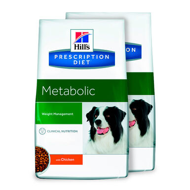 Hill's Prescription Diet Metabolic Original - 2x12 kg Pack Ahorro