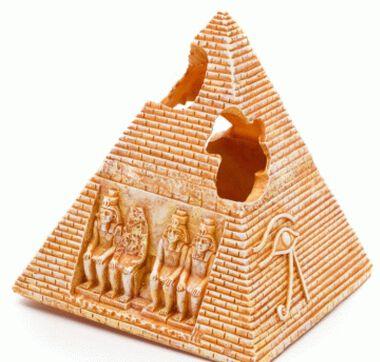 Penn Plax pirámide egipcia decoración para acuario