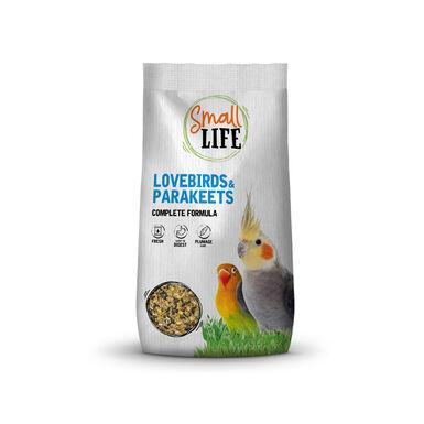 Alimento Small Life para agaporni y ninfa 5 kg