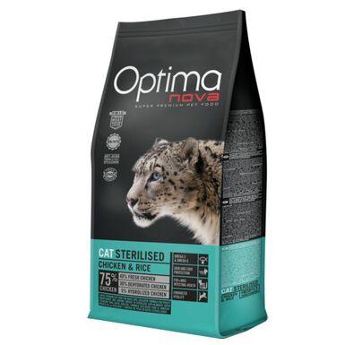 Optima Nova Cat Sterilised comida para gatos