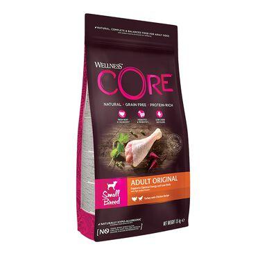 Wellness Core Original razas pequeñas