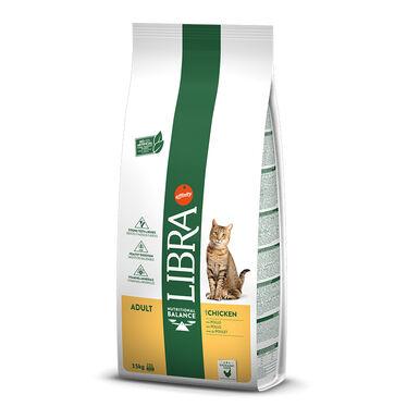 Pienso para gatos Affinity Libra Feline Adult pollo