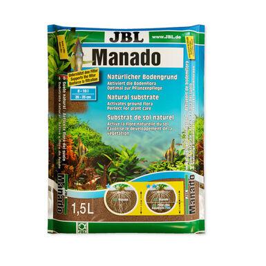 JBL Manado Sustrato natural para acuarios de agua dulce