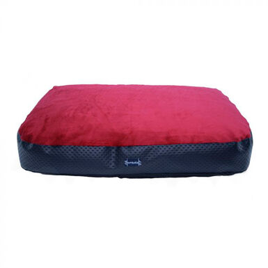 Colchón Ombala Amore color rojo - 1