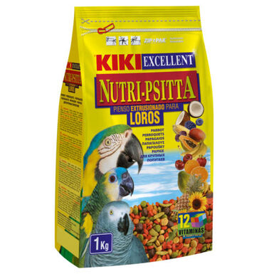 Kiki alimento para loros
