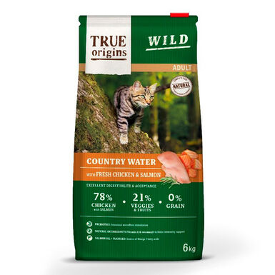 True Origins Wild Cat Adult Country Water