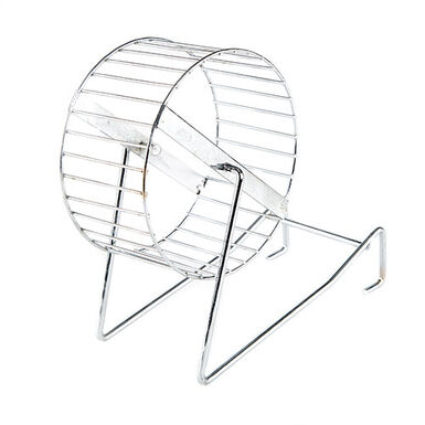 Flamingo rueda de metal para roedores