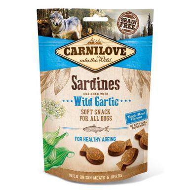 Carnilove Soft Snack Sardinas snack para perros