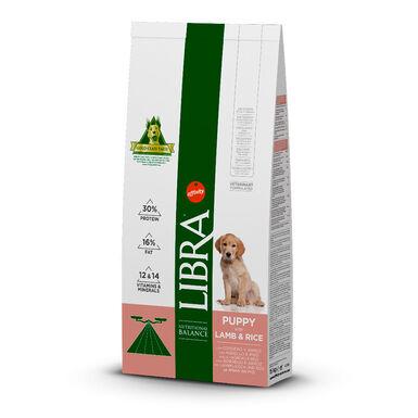 Affinity Libra Puppy cordero y arroz