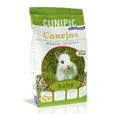 Alimento para Conejo Baby Cunipic