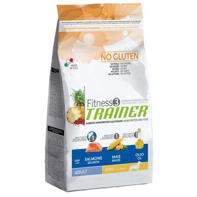 Trainer Fitness 3 Adult Mini salmón, maíz y aceite: 2 kg