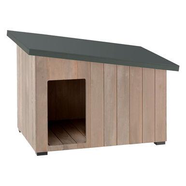 TK Pet Lake de madera caseta para perros