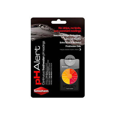 Seachem pH Alert sensor de monitoreo para acuarios