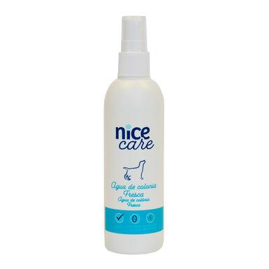 Agua de Colonia Nice Care olor Fresh para perro 125 ml