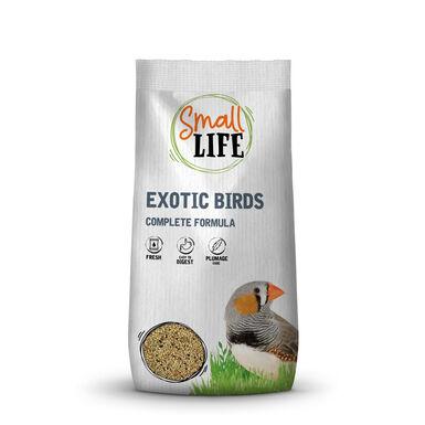 Alimento Small Life para aves exóticas 1 kg