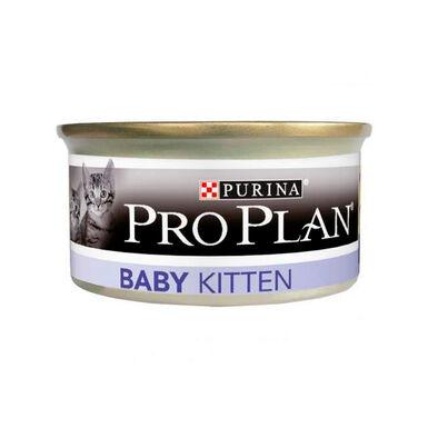 Pack 24 Latas Moussen Baby Kitten de Purina Pro Plan para gatito