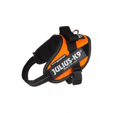 Julius K9 IDC Arnés ergonómico perros neón naranja