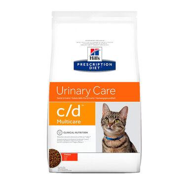 Hill's Feline Prescription Diet c/d Multicare pollo