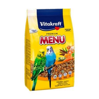 Vitakraft Menú Periquitos Premium 1 kg