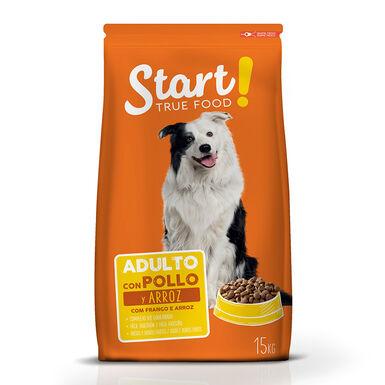 Start Adult pollo y arroz para perro