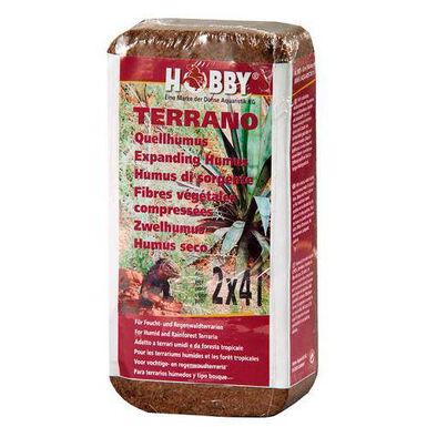 Hobby humus seco comprimido natural