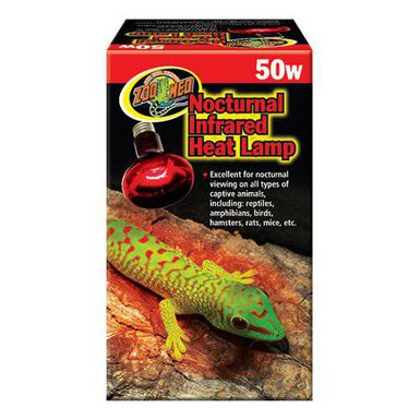 ZooMed lámpara de calor infrarroja para terrarios