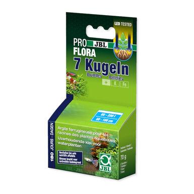 JBL 7 Kugeln fertilizante para acuario plantado